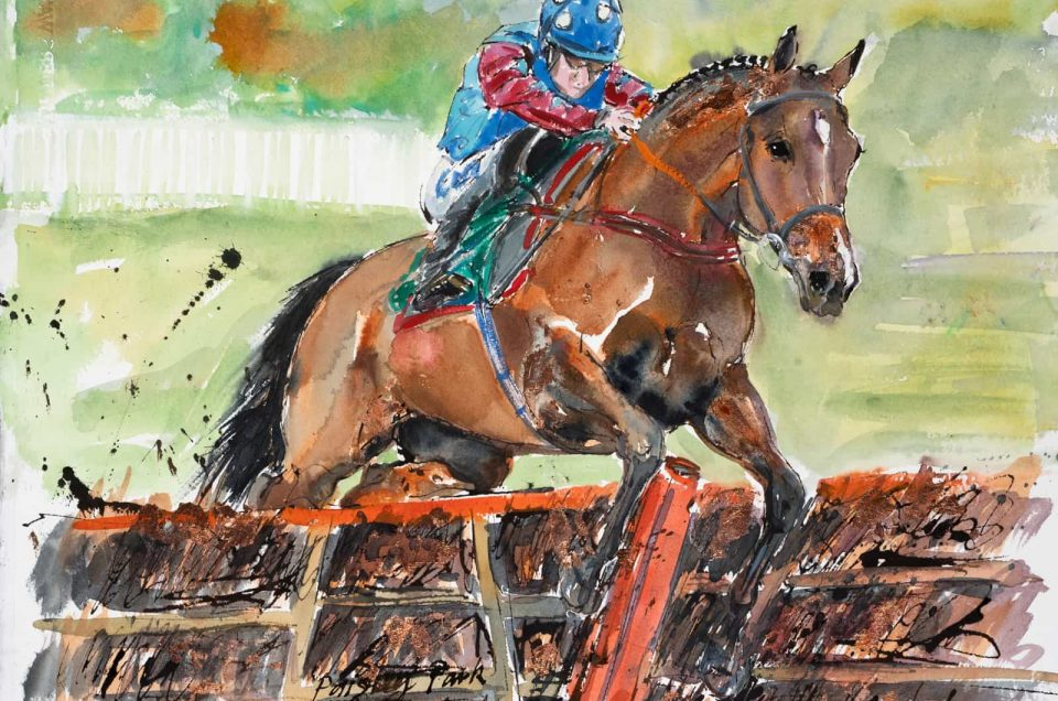 Elizabeth Armstrong Exhibiting at the Cheltenham Festival 2020