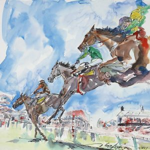 The 2nd Last Limited Edition Print - Elizabeth Armstrong Fine Art