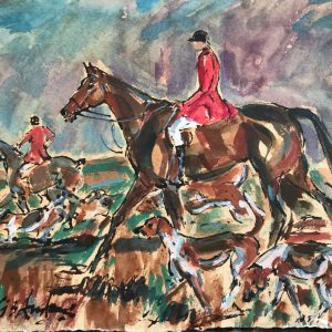 On the move - Elizabeth Armstrong Fine Art