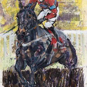 Sprinter Sacre - Elizabeth Armstrong