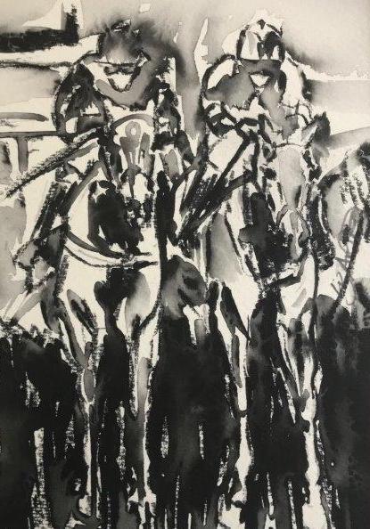 Attitude - Elizabeth Armstrong Fine Art