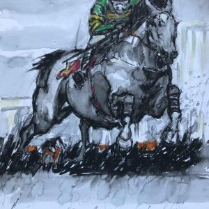 Istabraq - Elizabeth Armstrong Fine Art