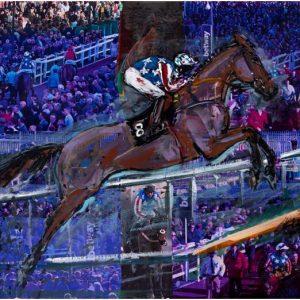 Special Tiara - Elizabeth Armstrong Equine Artist