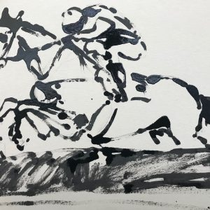 Style - Elizabeth Armstrong Equine Art