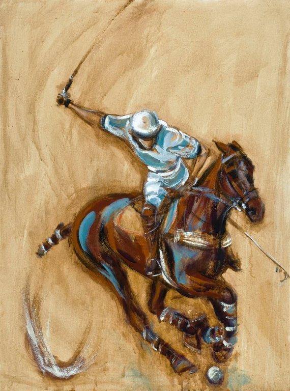 Samurai Charge - Elizabeth Armstrong