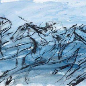 The Blue Mile - Elizabeth Armstrong
